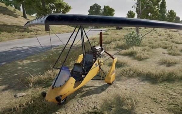 绝地求生在滑翔机上站起来开枪教学