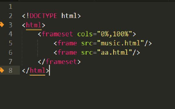 html页面跳转音乐不间断连续播放方法