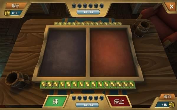 warriors游戏角斗士卡无限银币教程